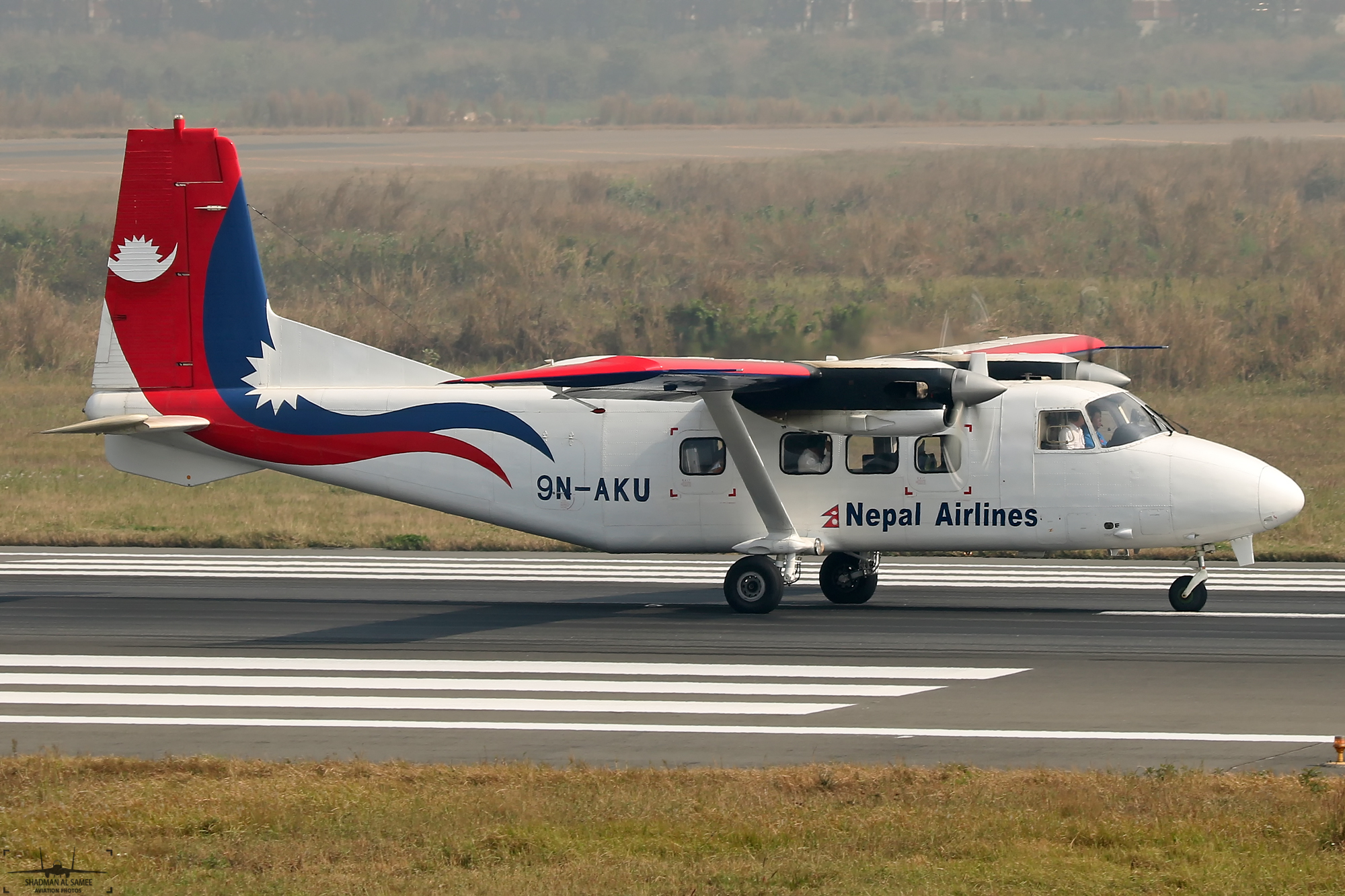 Aircraft of Nepal Airlines Meets Accident at Nepalgunj Airport