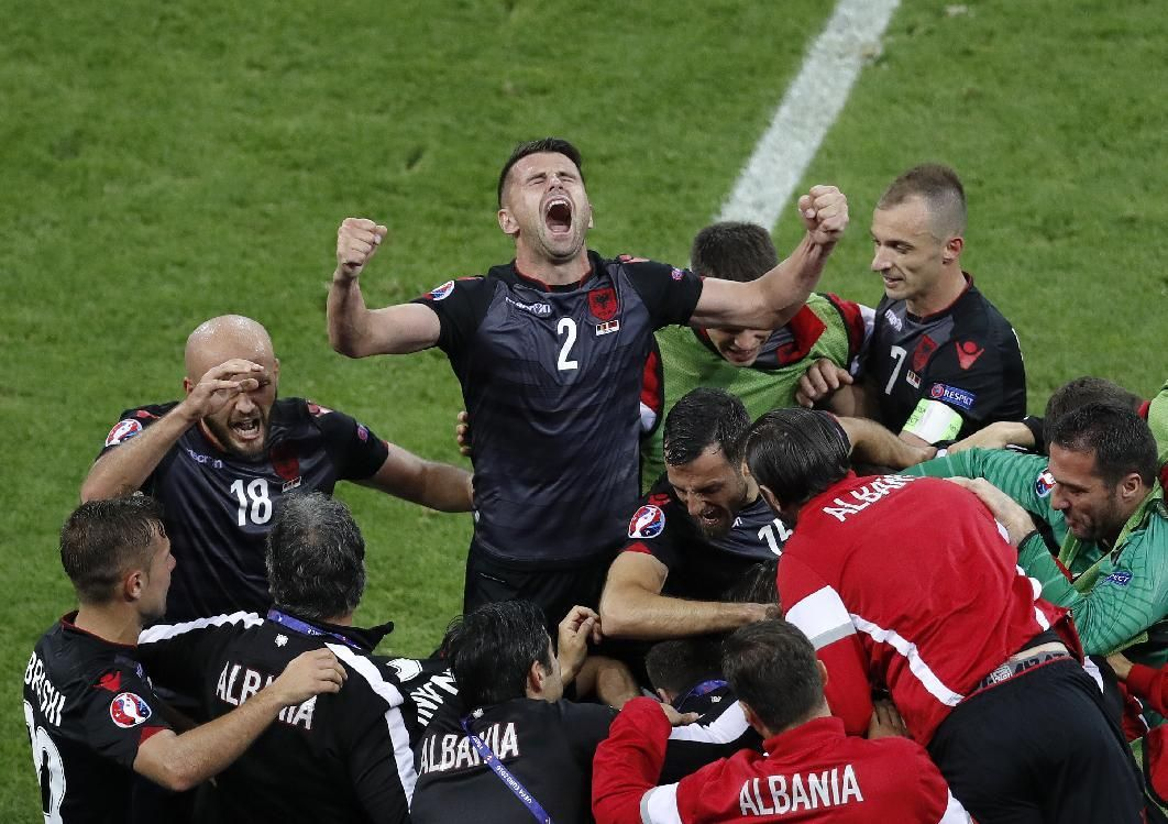 Albania includes 4 newcomers in World Cup squad