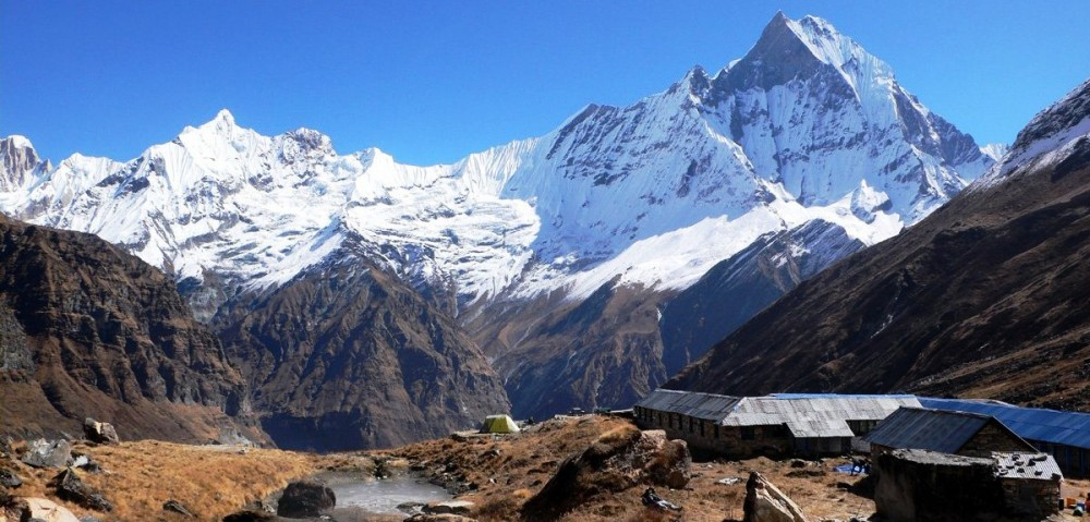 Four Korean Nationals and two Nepalese Guide missing in Annapurna region