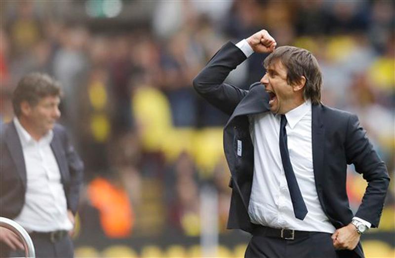Established order fights back early in Premier League season