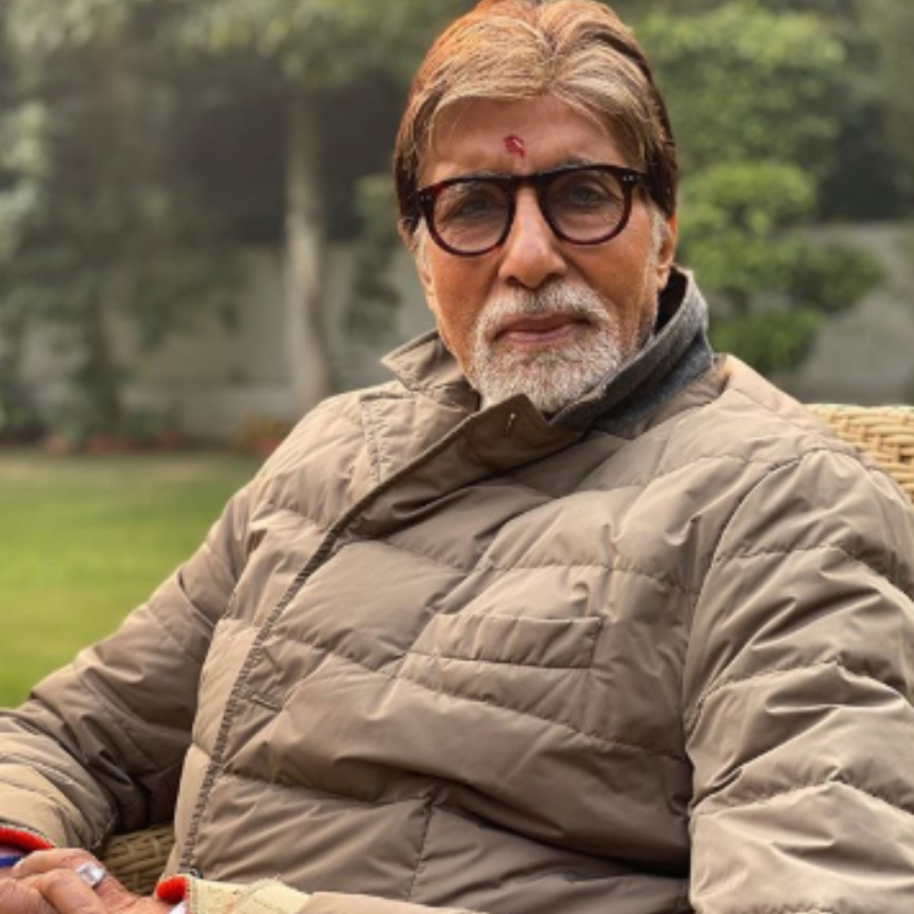 Bollywood star Amitabh Bachchan and son test positive for COVID-19