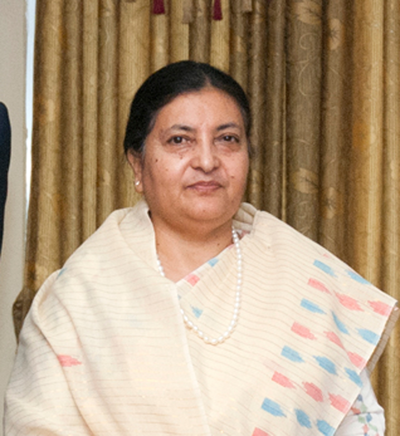 President Bhandari Underlines the Needs Of Fresh Mandate
