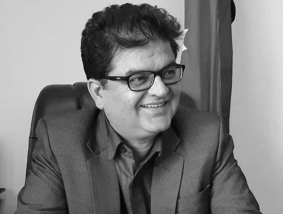 FDB Chairman Bhattrai Passes Away
