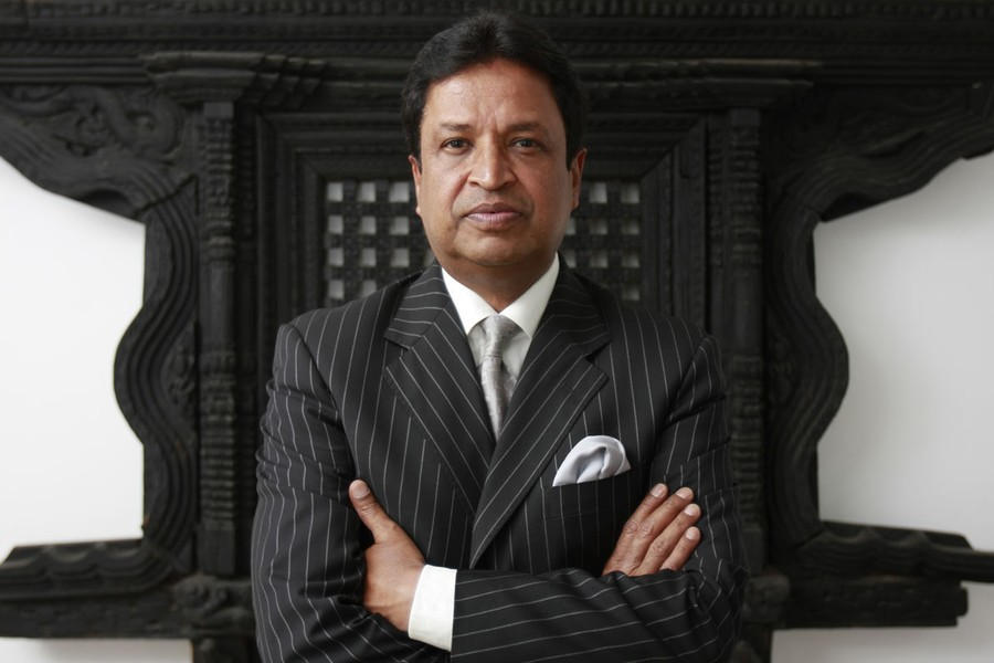 How Binod Chaudhary built Nepal's first billion dollar business empire
