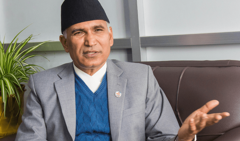 Land Issue Drags NCP General Secretary Poudel Into Controversy