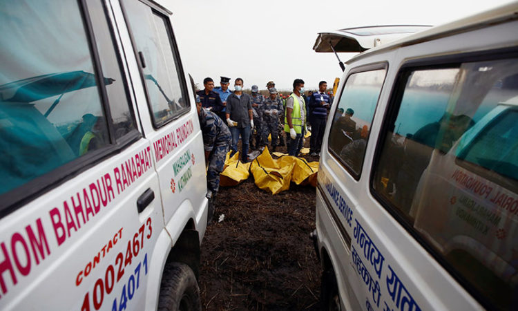 Bodies of 23 Bangladeshis killed in US-Bangla crash flown back to home on Sunday