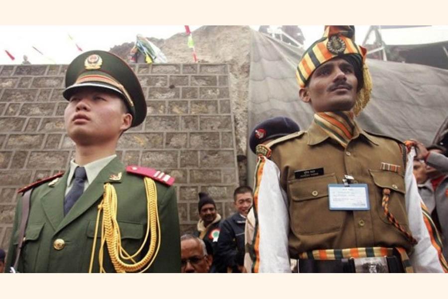 India-China territorial dispute