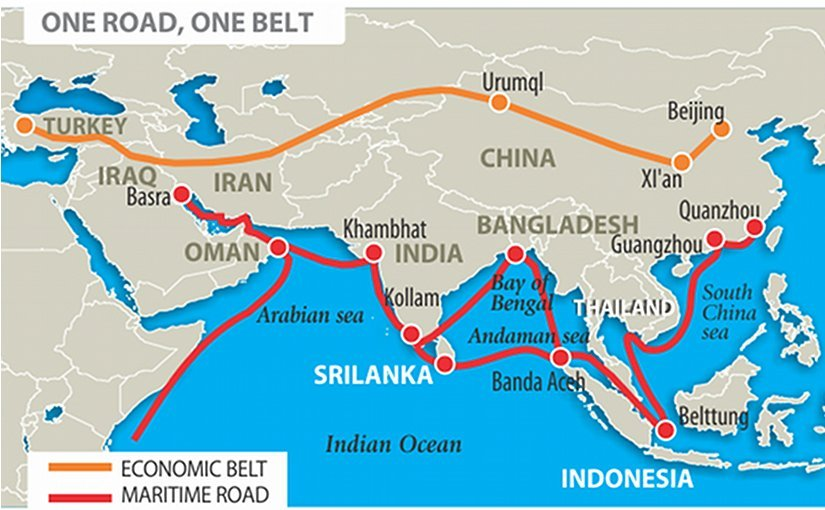 Can India Complement And Gain From China's Belt And Road Initiative?
