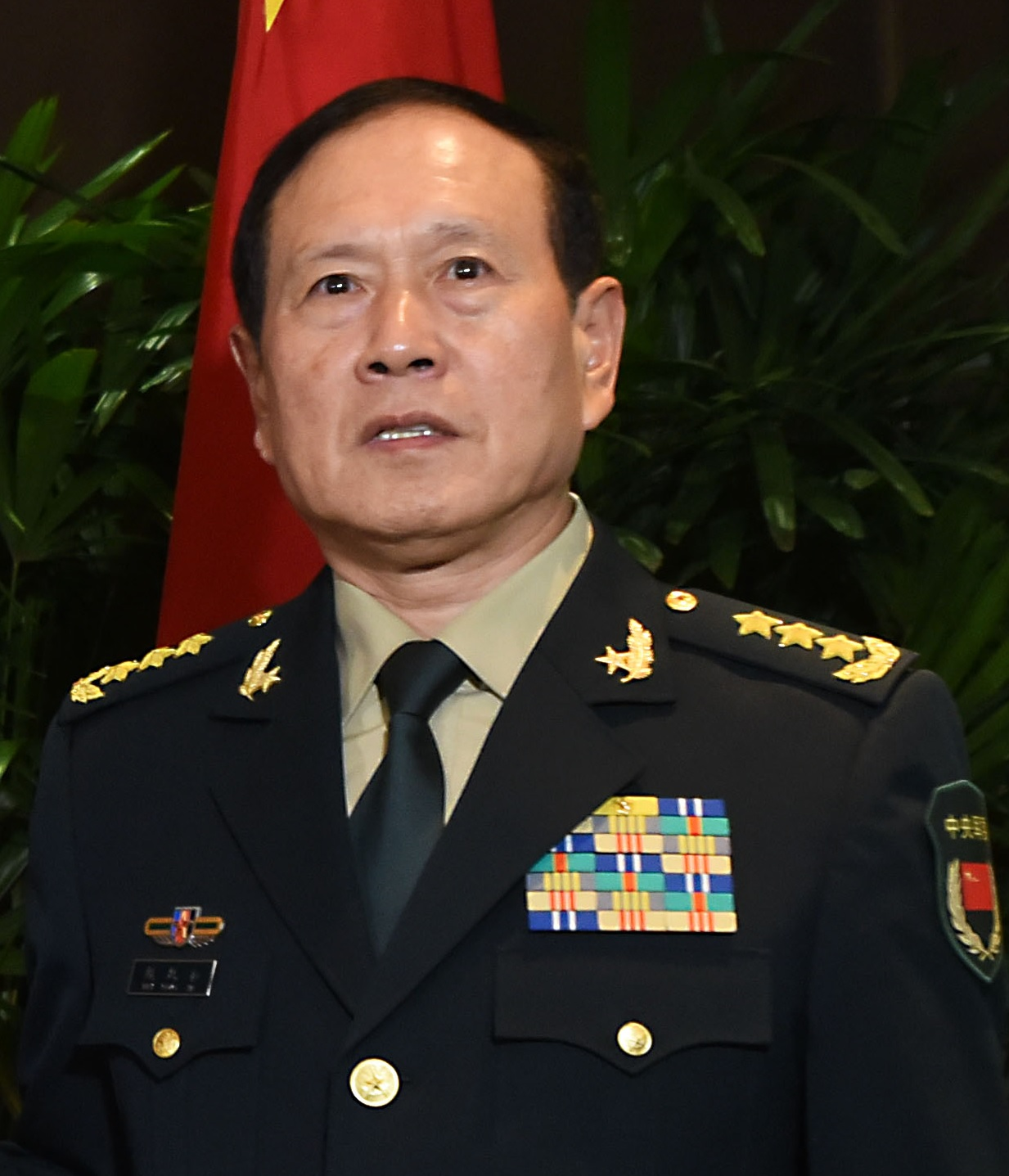 China's defense minister Wei is arriving in Nepal on November 29