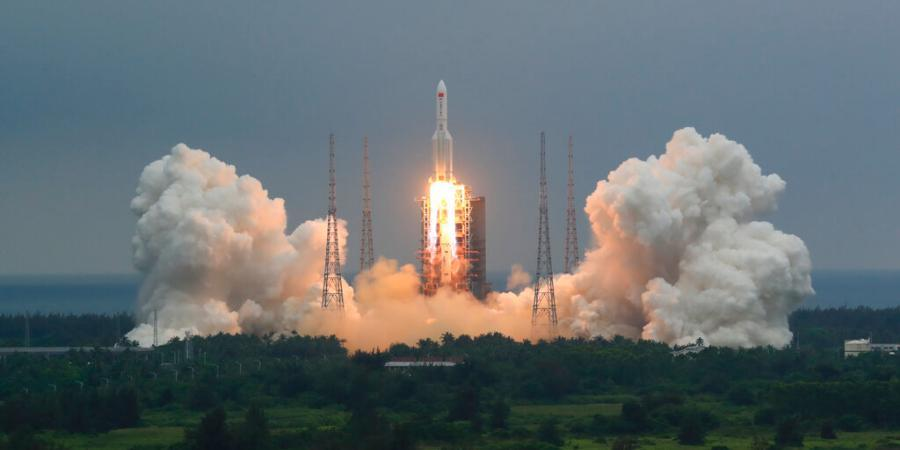 18-tonne Chinese rocket segment disintegrates over Indian Ocean: Space agency