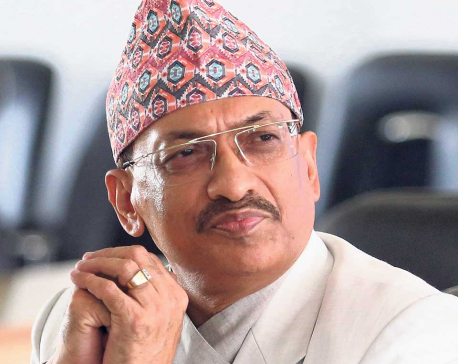 CIAA Chief Commissioner Ghimire tested positive for COVID-19