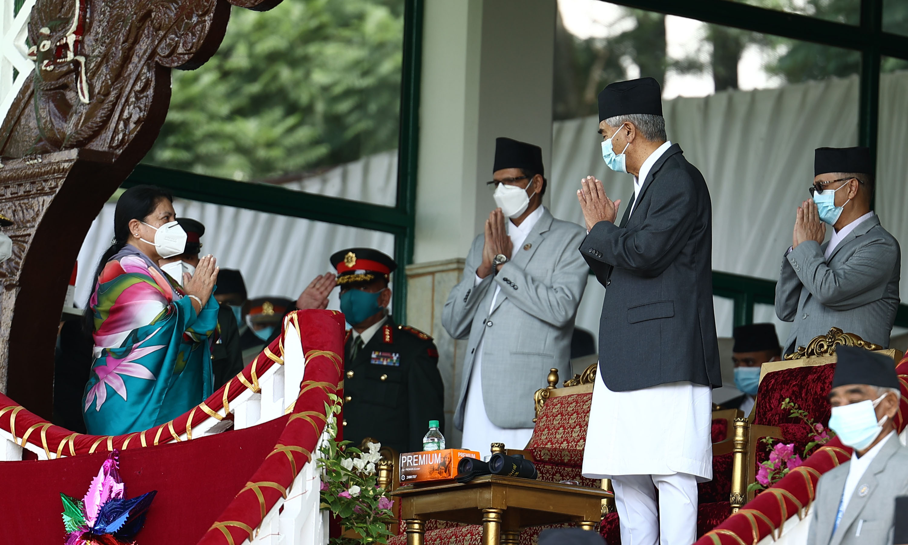7th Constitution Day marked in Nepal amid various programs