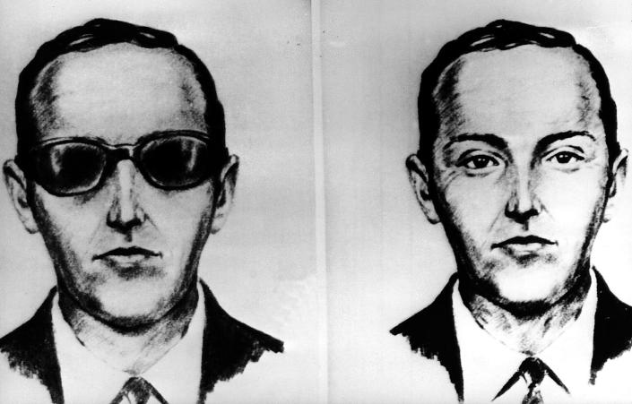 Crime historian conducts dig for D.B. Cooper case evidence