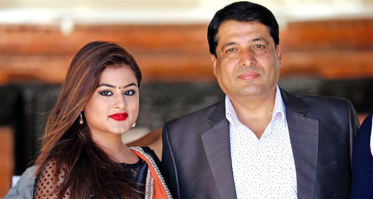 Dispute Between Chhaviraj Ojha And Actress Silpa Pokhrel Settled For Now