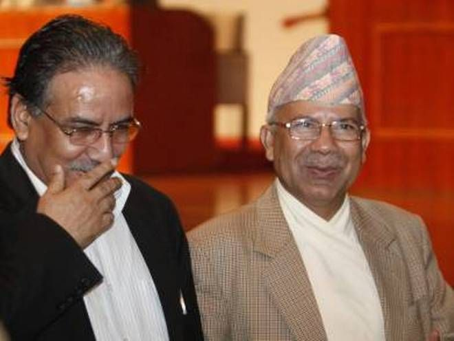 Dahal-Nepal faction of NCP calls SC and CWC meetings