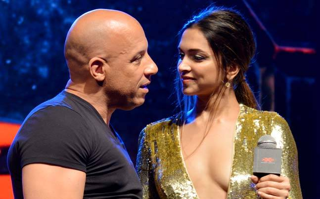 Deepika and Vin in love!