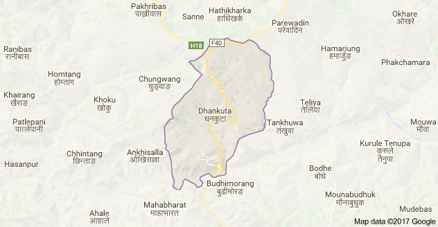 Local administration at Dhankuta issues prohibit order