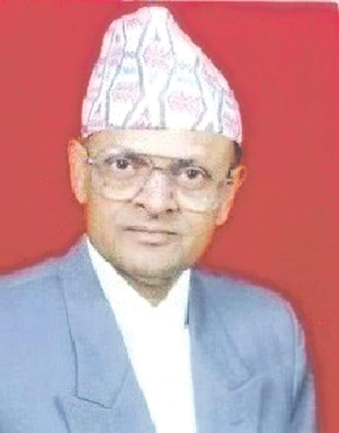 Mr. Dirgha Raj Prasai