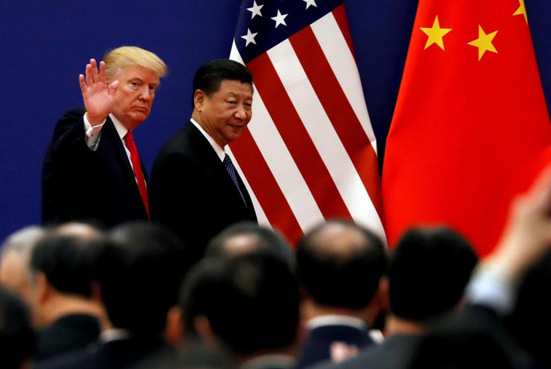 US targets $300B of Chinese goods for new tariff hikes