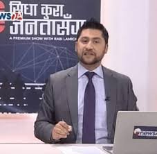 TV journalist Ravi Lamichhane arrested from TV office