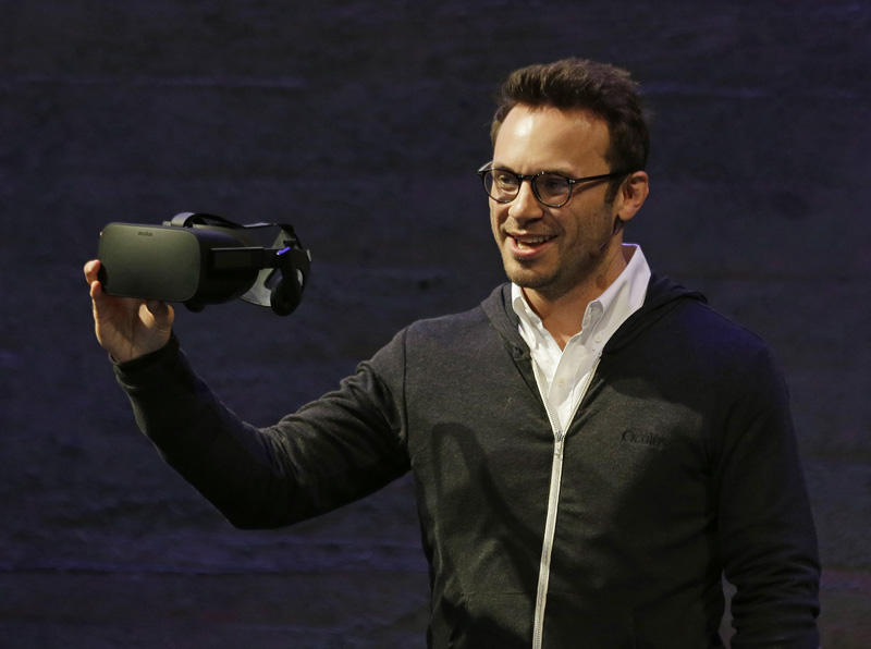 Facebook's Oculus facing $500 million bill in copyright case