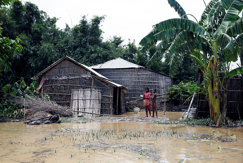 Monsoon flooding kills at least 173 across South Asia