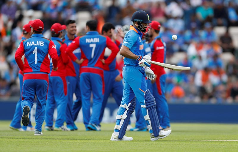 Disciplined Afghanistan restrict slipshod India to 224-8