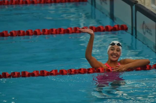 Gaurika bagged first gold for Nepal in swimming