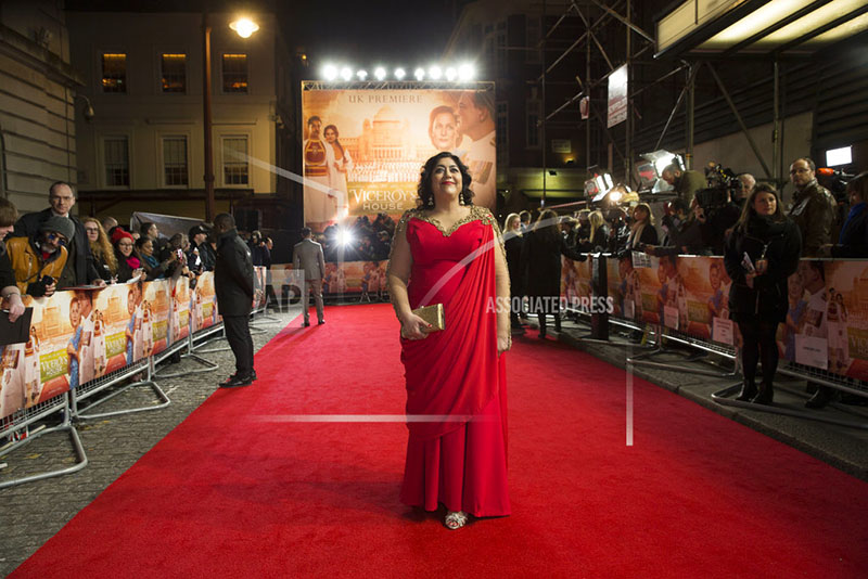 Filmmaker Gurinder Chadha goes home with 'Viceroy's House'