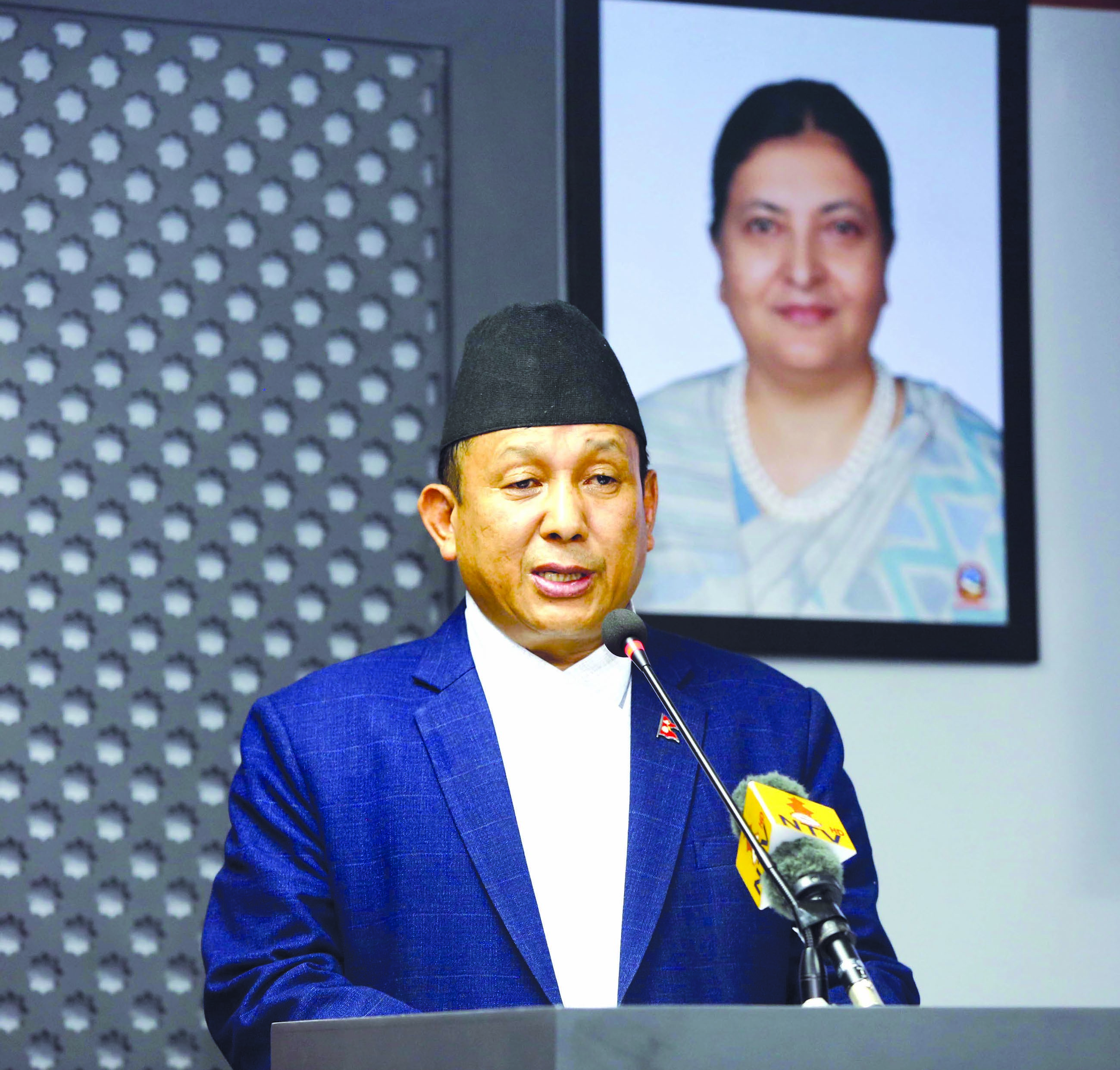 Constitution and SC Order Does Not Allow Prime Minister to Resign: Gurung