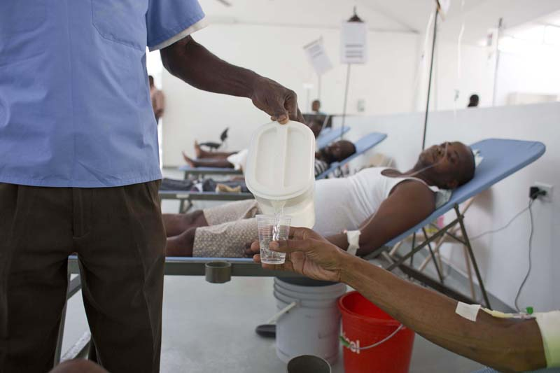 UN says it was involved in introducing cholera to Haiti