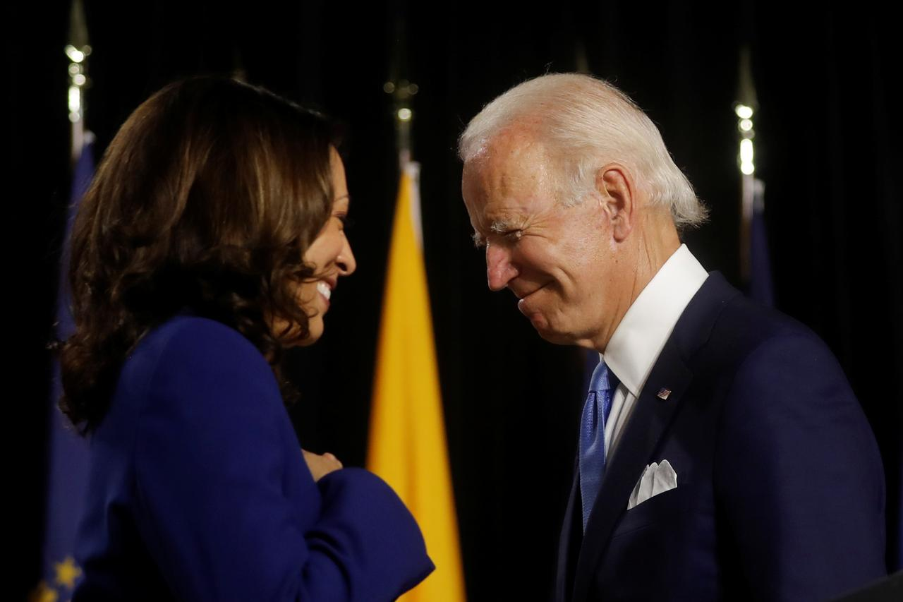 Harris could help Biden with women, young voters, maybe some Republicans too