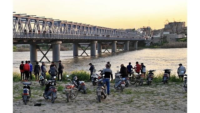 River ferry sinks in Tigris near Iraq's Mosul, killing 83