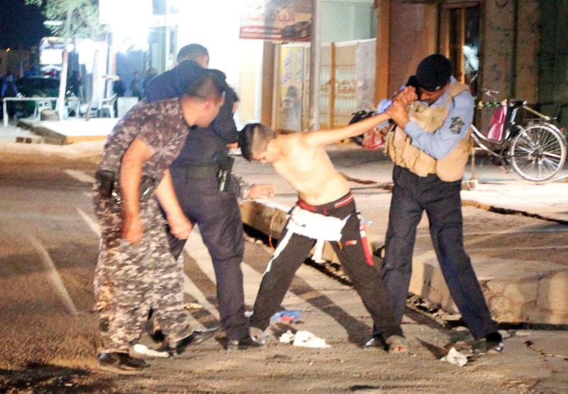 In Iraq, Nigeria and now Turkey, child bombers strike