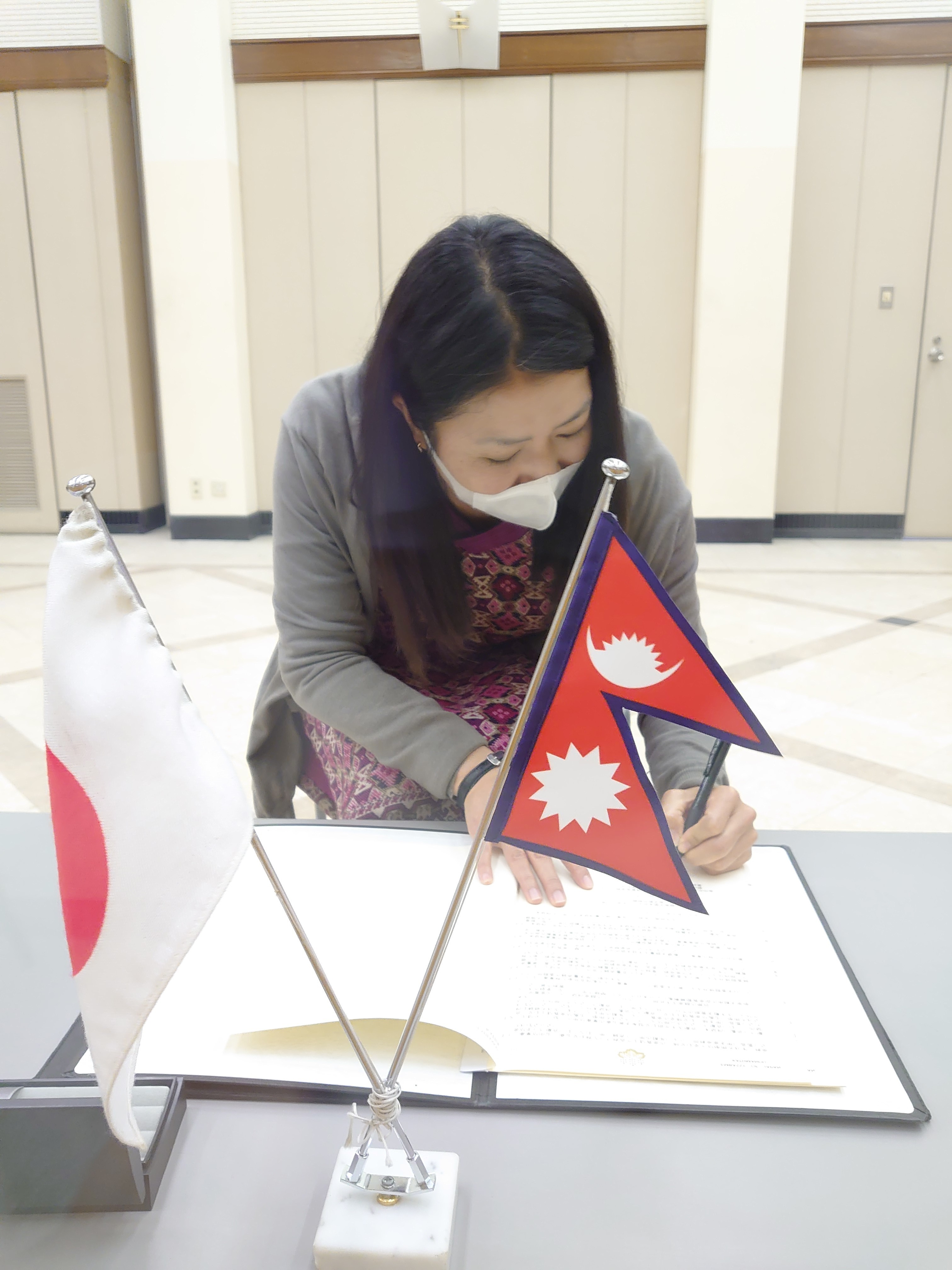 Japan Provides Assistance for Child Labor Reduction Project in Makwanpur District