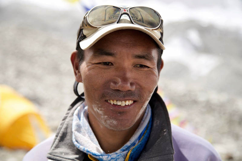 Kami Rita Sherpa breaks his own records by escalating Mt Everest for the 23rd time