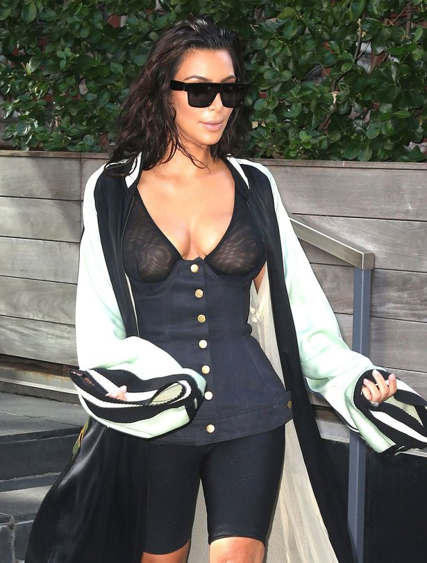 Kim Kardashian denies claims her marriage is over