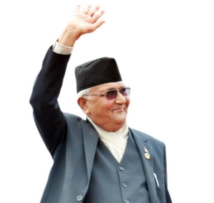 Prime Minister Oli Returns Home From Vet Nam and Cambodia Visit