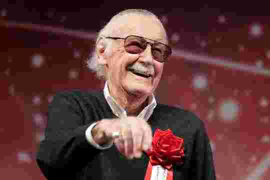 Legendary comic book writer and editor Stan Lee died at the age of 95