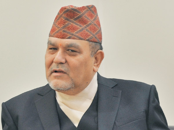Finally, supreme Court pastes summons at the house of CIAA chief Karki