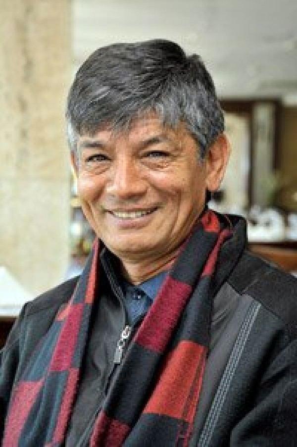 Veteran comedian Madan Krishna Shrestha and all his family members contracted coronavirus