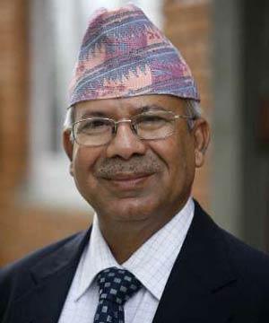 CPN UML senior leader Madhav Kumar Nepal