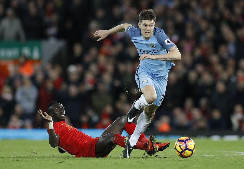 Man City on brink of title as epic race reaches climax