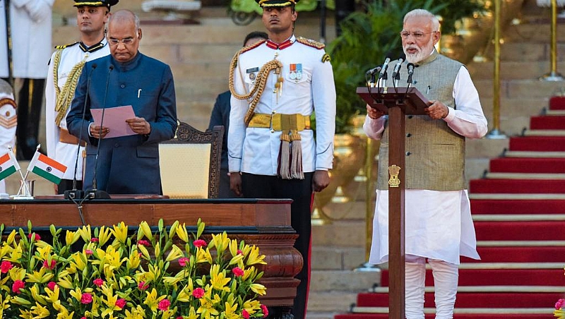 What Modi's swearing-in says about the Pak puzzle