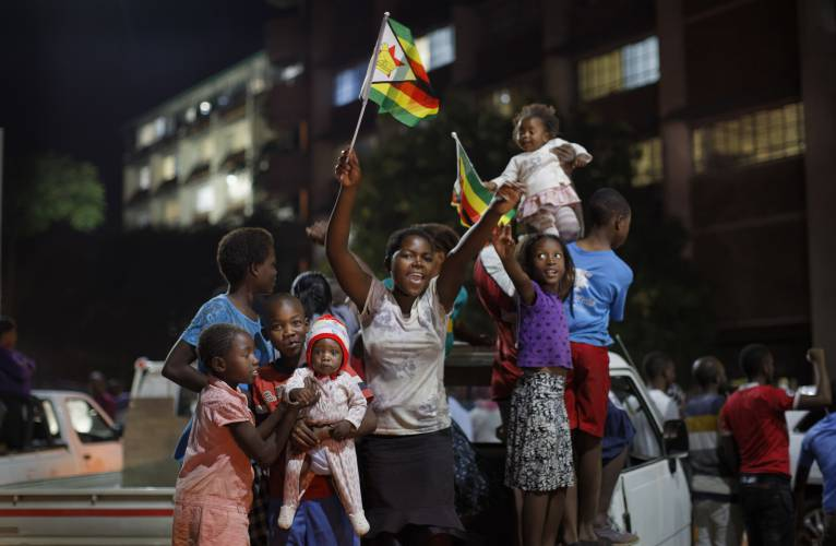 Mugabe resigns as Zimbabwe's president after 37 years