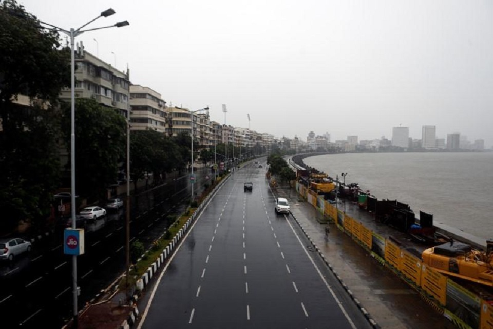 Mumbai braces for cyclone