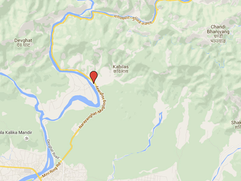 At least six persons killed in Kalikhola landslide on Friday