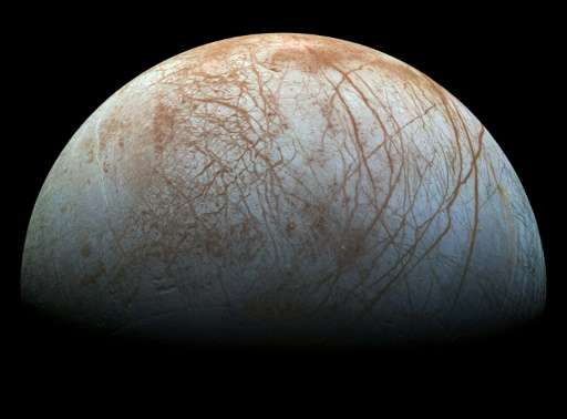 NASA to reveal 'surprising' activity on Jupiter's moon today