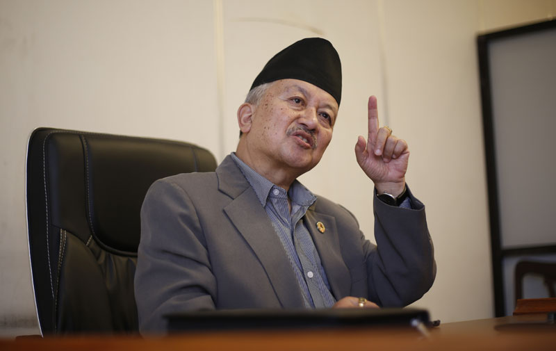 Nembang's Statement Presented as Proof against House Dissolution