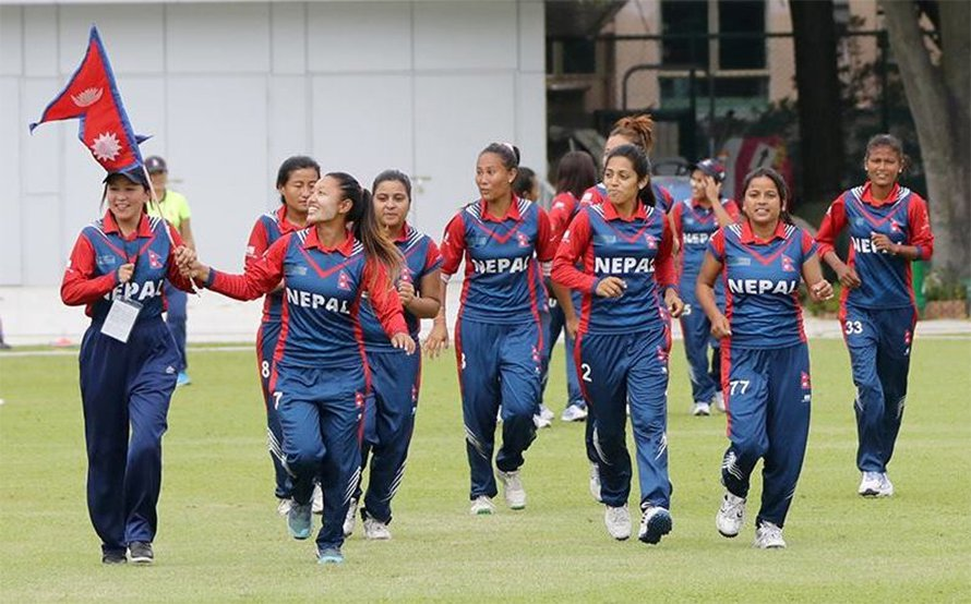 Nepal women cricket team defeats Indonesia by 92 runs.